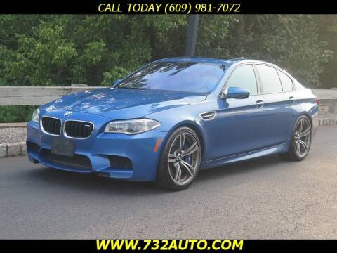 2014 BMW M5 for sale at Absolute Auto Solutions in Hamilton NJ