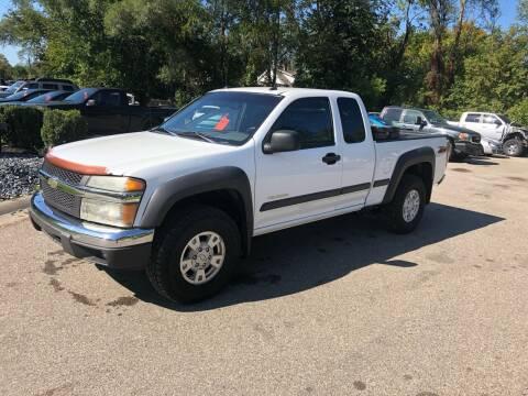2004 Chevrolet Colorado for sale at Station 45 Auto Sales Inc in Allendale MI
