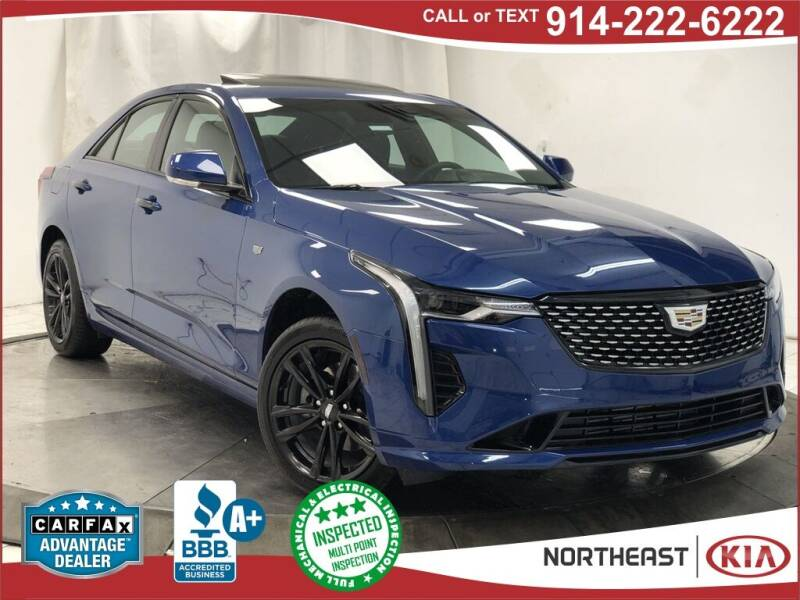 2020 Cadillac CT4 for sale in White Plains, NY