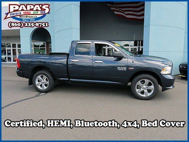 2018 RAM Ram Pickup 1500 for sale in New Britain, CT