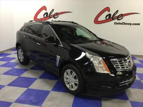 2014 Cadillac SRX for sale at Cole Chevy Pre-Owned in Bluefield WV
