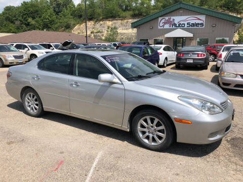 2002 Lexus ES 300 for sale at Gilly's Auto Sales in Rochester MN