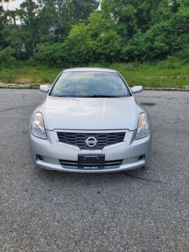 2008 Nissan Altima for sale at EBN Auto Sales in Lowell MA