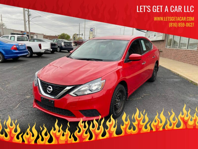 2017 Nissan Sentra for sale in Gladstone, MO