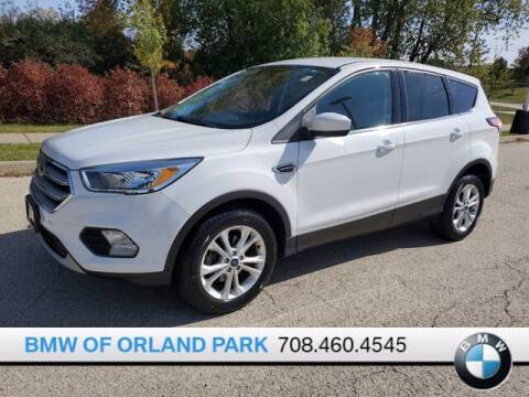 2017 Ford Escape for sale at BMW OF ORLAND PARK in Orland Park IL