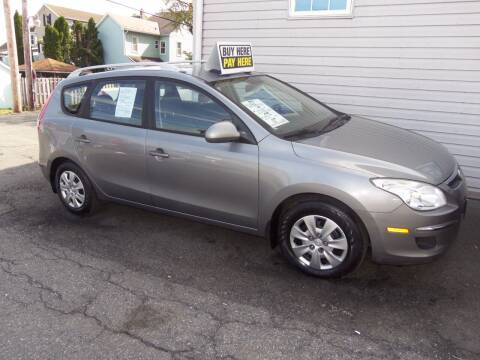 2011 Hyundai Elantra Touring for sale at Fulmer Auto Cycle Sales - Fulmer Auto Sales in Easton PA