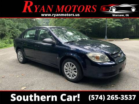 2009 Chevrolet Cobalt for sale at Ryan Motors LLC in Warsaw IN
