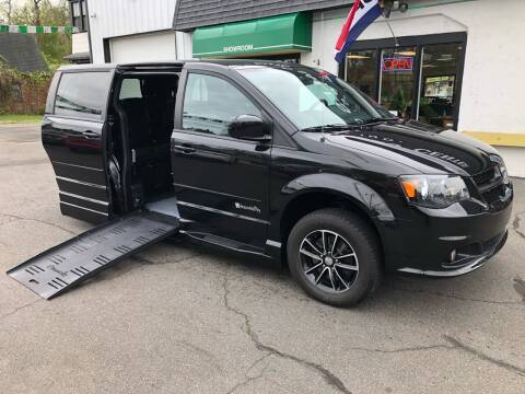 2015 Dodge Grand Caravan for sale at Auto Sales Center Inc in Holyoke MA
