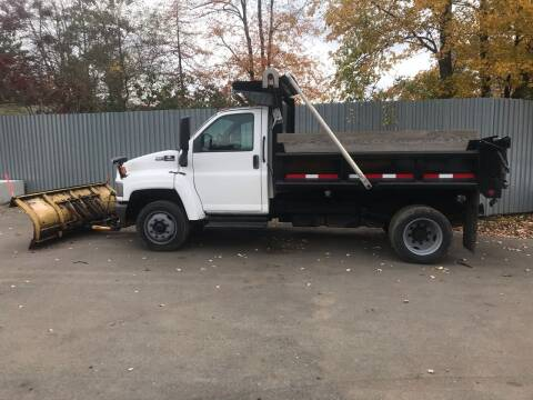 2004 Chevrolet C4500 for sale at Chuckran Auto Parts Inc in Bridgewater MA