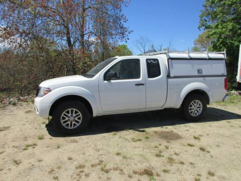 2015 Nissan Frontier for sale at ABC AUTO LLC in Willimantic CT