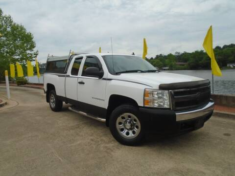 2008 Chevrolet Silverado 1500 for sale at Lake Carroll Auto Sales in Carrollton GA