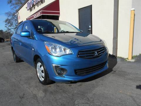 2017 Mitsubishi Mirage G4 for sale at AutoStar Norcross in Norcross GA