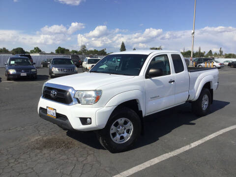 2015 Toyota Tacoma for sale at My Three Sons Auto Sales in Sacramento CA