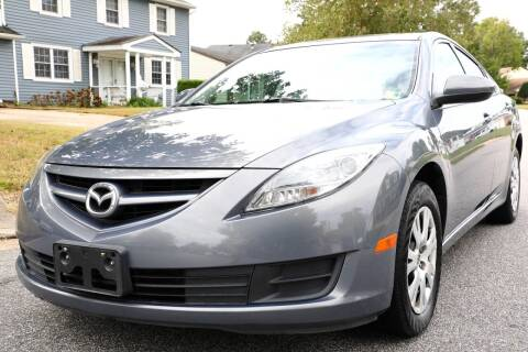 2010 Mazda MAZDA6 for sale at Prime Auto Sales LLC in Virginia Beach VA