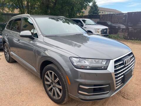 2017 Audi Q7 for sale at Street Smart Auto Brokers in Colorado Springs CO