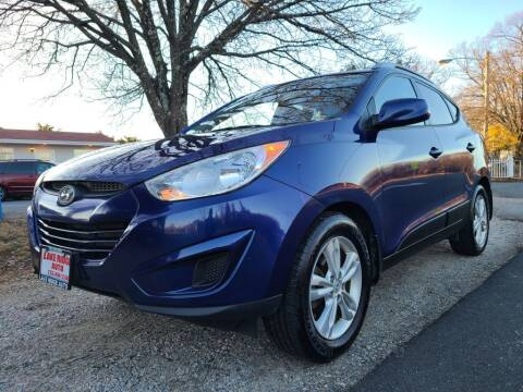 2011 Hyundai Tucson for sale at Lake Ridge Auto Sales in Woodbridge VA