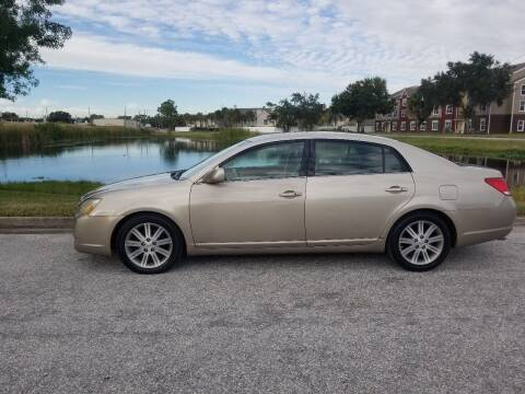 2007 Toyota Avalon for sale at Street Auto Sales in Clearwater FL