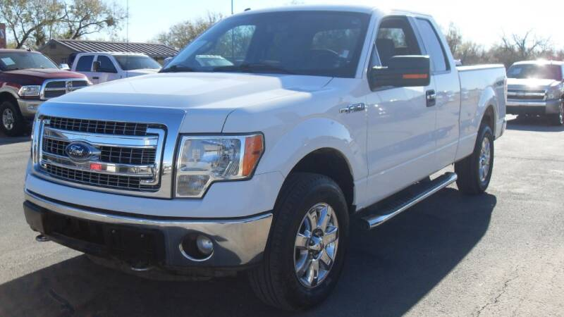 2014 Ford F-150 for sale at 277 Motors in Hawley TX