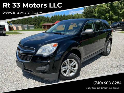 2014 Chevrolet Equinox for sale at Rt 33 Motors LLC in Rockbridge OH