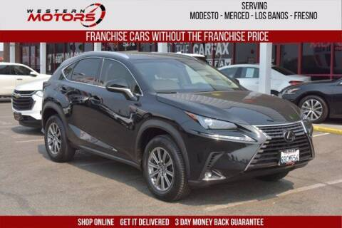 2018 Lexus NX 300 for sale at Choice Motors in Merced CA