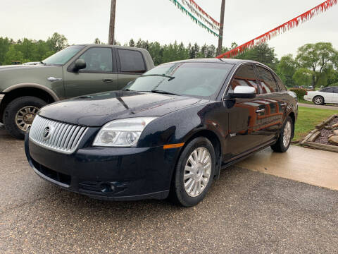 2008 Mercury Sable for sale at CARS R US in Caro MI