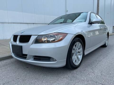 2007 BMW 3 Series for sale at WALDO MOTORS in Kansas City MO