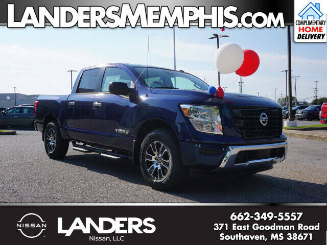 2021 Nissan Titan for sale in Southaven, MS