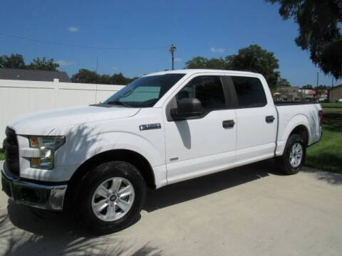 2016 Ford F-150 for sale at D & R Auto Brokers in Ridgeland SC