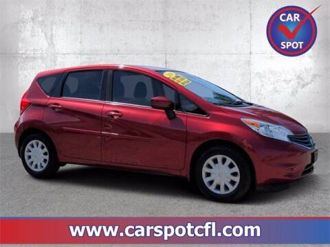 2016 Nissan Versa Note for sale at Car Spot Of Central Florida in Melbourne FL