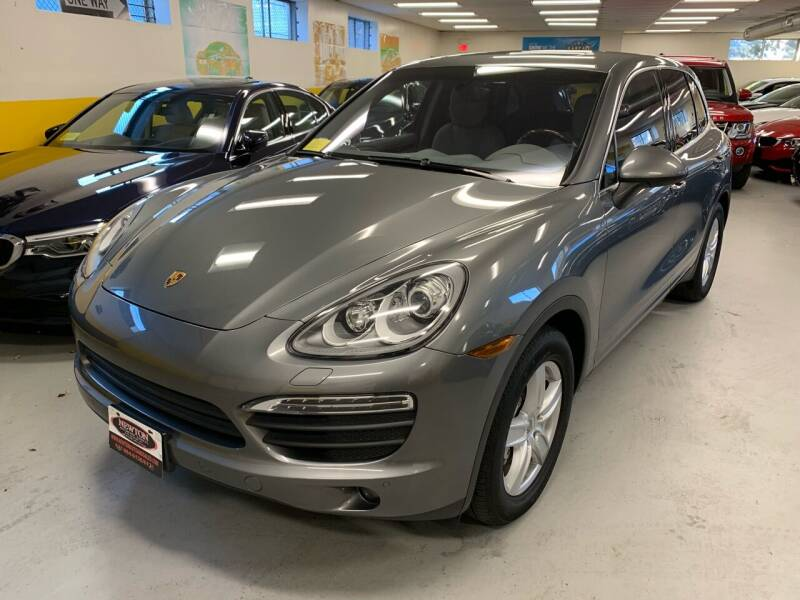 2014 Porsche Cayenne for sale at Newton Automotive and Sales in Newton MA