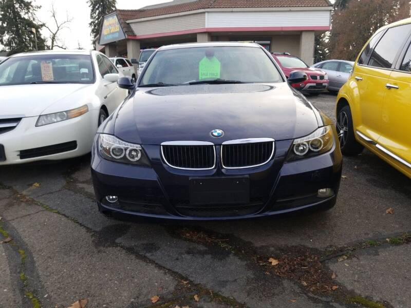 2006 BMW 3 Series for sale at 2 Way Auto Sales in Spokane Valley WA