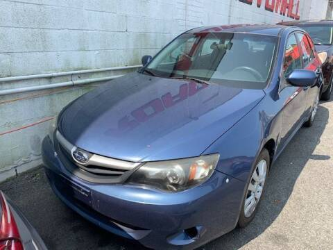 2011 Subaru Impreza for sale at Boston Road Auto Mall Inc in Bronx NY