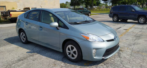 2012 Toyota Prius for sale at WEELZ in New Castle DE