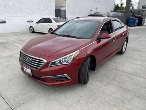 2015 Hyundai Sonata for sale at Hunter's Auto Inc in North Hollywood CA