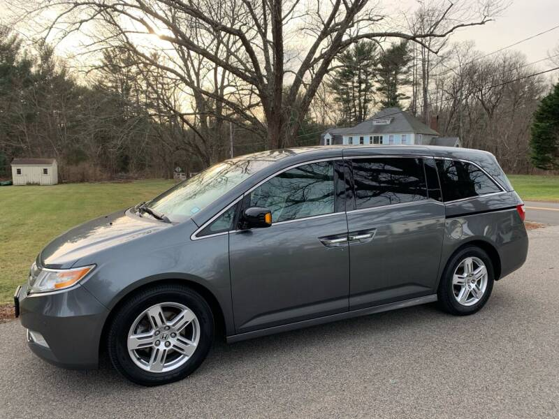 2011 Honda Odyssey for sale at 41 Liberty Auto in Kingston MA