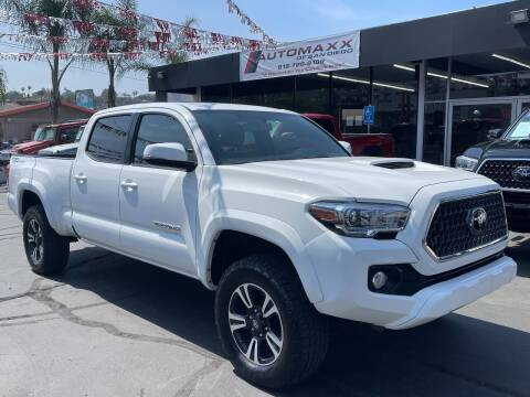 2016 Toyota Tacoma for sale at Automaxx Of San Diego in Spring Valley CA