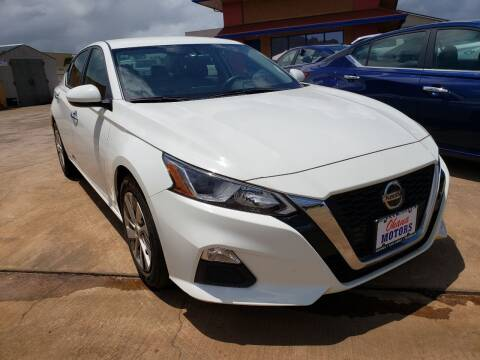 2019 Nissan Altima for sale at Ohana Motors in Lihue HI
