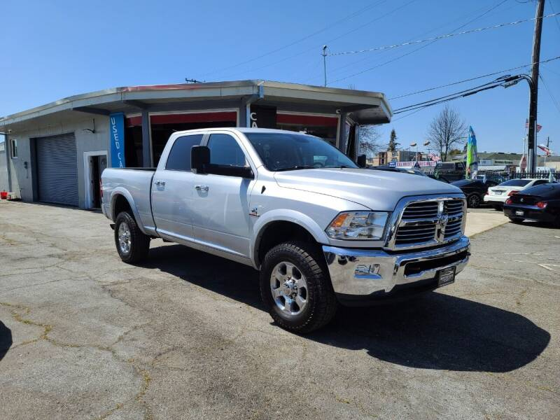 2017 RAM Ram Pickup 2500 for sale at Imports Auto Sales & Service in San Leandro CA