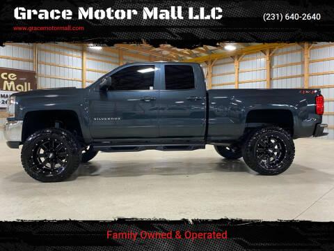 2019 Chevrolet Silverado 1500 LD for sale at Grace Motor Mall LLC in Traverse City MI