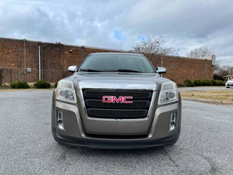 2011 GMC Terrain for sale at RoadLink Auto Sales in Greensboro NC