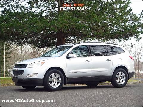 2009 Chevrolet Traverse for sale at M2 Auto Group Llc. EAST BRUNSWICK in East Brunswick NJ