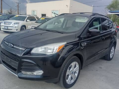 2013 Ford Escape for sale at Hugo Motors INC in El Paso TX