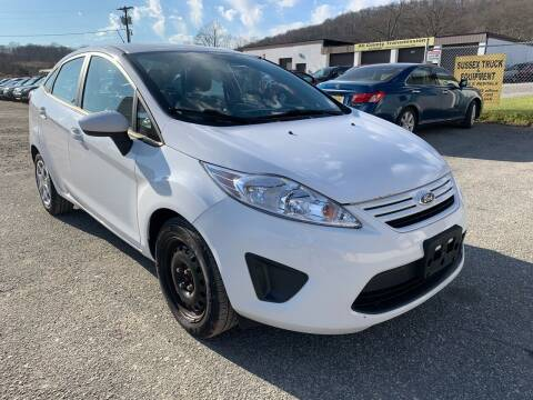 2013 Ford Fiesta for sale at Ron Motor Inc. in Wantage NJ