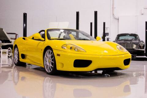 2004 Ferrari 360 Spider for sale at Euro Prestige Imports llc. in Indian Trail NC