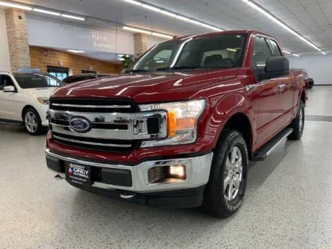 2018 Ford F-150 for sale at Dixie Imports in Fairfield OH