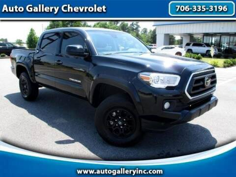 2021 Toyota Tacoma for sale at Auto Gallery Chevrolet in Commerce GA