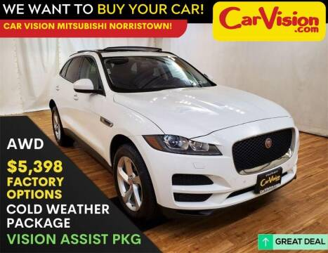 2017 Jaguar F-PACE for sale at Car Vision Mitsubishi Norristown in Trooper PA