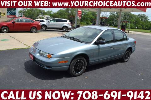 2001 Saturn S-Series for sale at Your Choice Autos - Crestwood in Crestwood IL