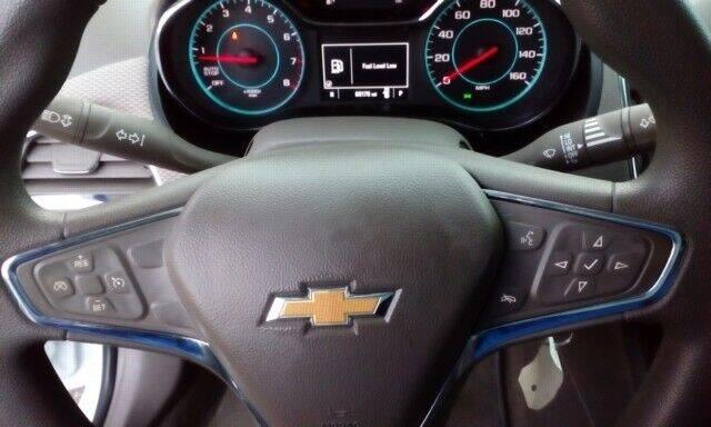 2016 Chevrolet Cruze LT Auto 4dr Sedan w/1SD - Topeka KS