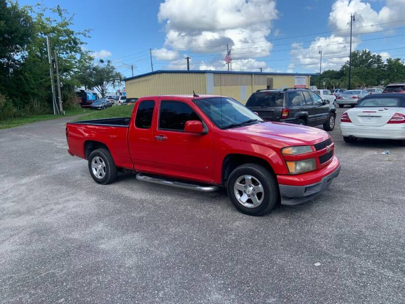2009 Chevrolet Colorado for sale at Sensible Choice Auto Sales, Inc. in Longwood FL